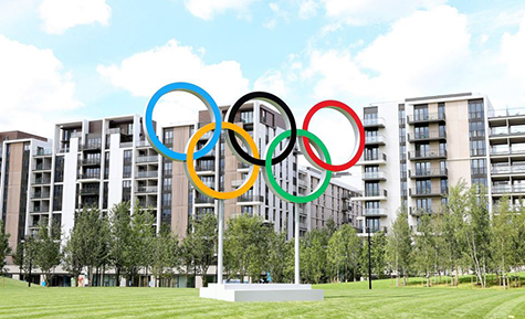 CVA for Builders of the Olympic 2012 Athletes Village, MPG