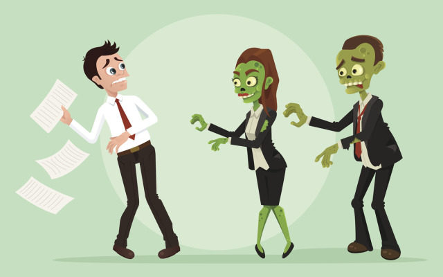 The UK is home to tens of thousands of zombie companies that were going to fail irrespective of Covid-19