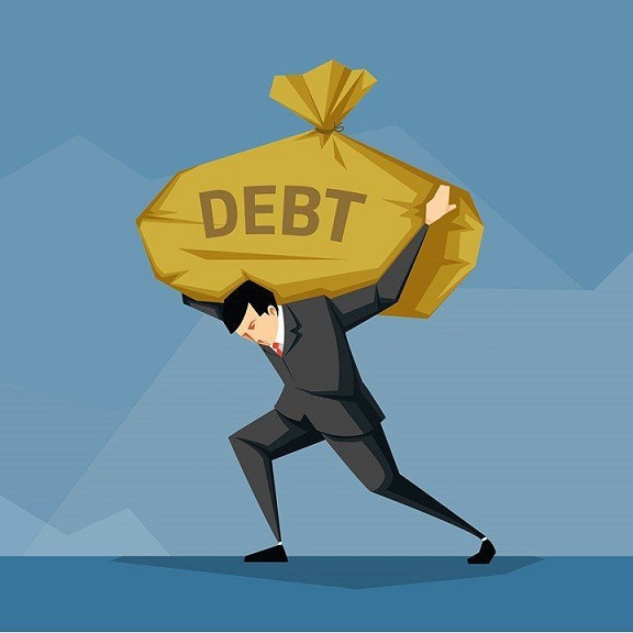 Bankruptcy is a no-brainer if you have no assets and lots of debts