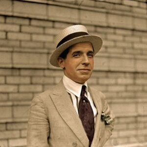 Like Bernie Madoff, Charles Ponzi was sent to prison for scamming investors out of millions of dollars