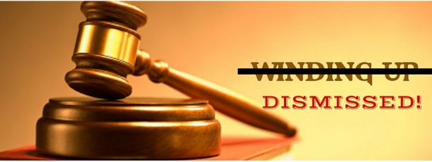 How to ensure your winding up petition is not dismissed or withdrawn