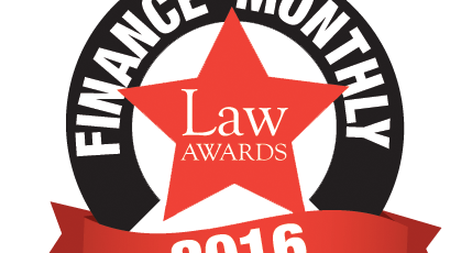 """Insolvency & Law Shortlisted for """"Insolvency and Restructuring Firm of the Year 2016″ award"""