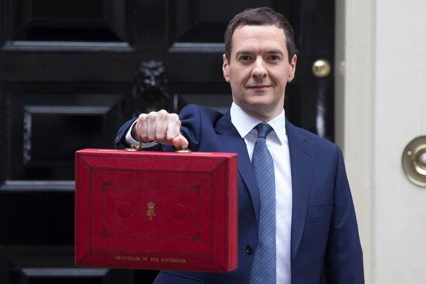 George Osborne on small businesses