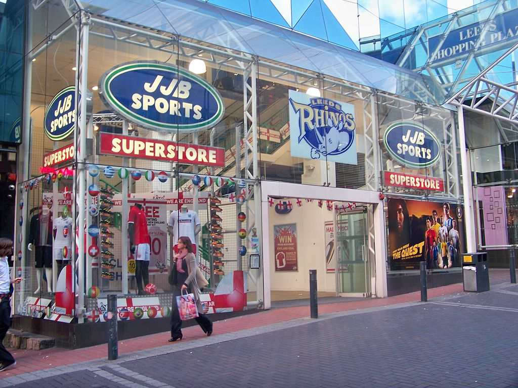 JJB Sports Company Voluntary Arrangement